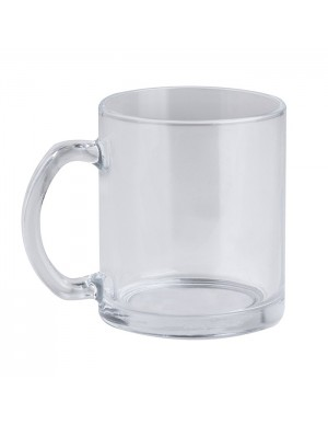 TAZZA GLASS MUG
